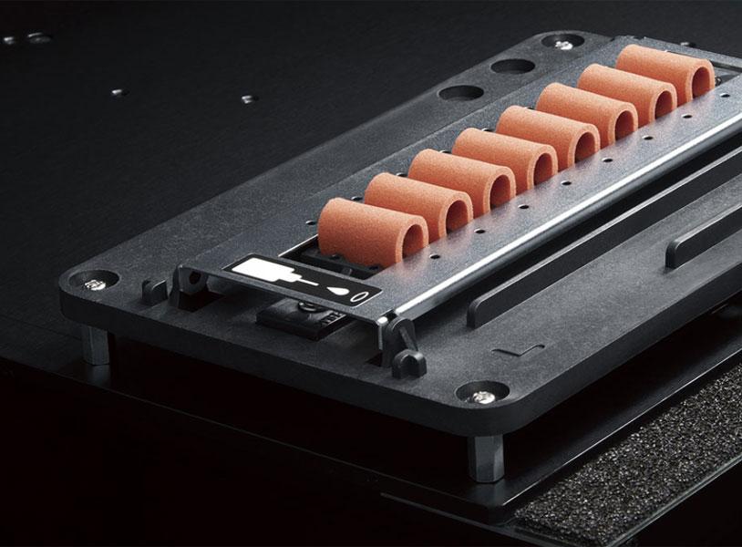 Оснастка для чистки печатающей головки