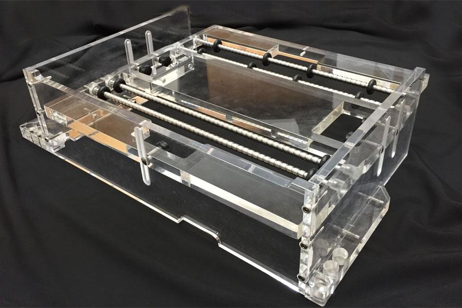 Приспособление для печати на цилиндрических заготовках